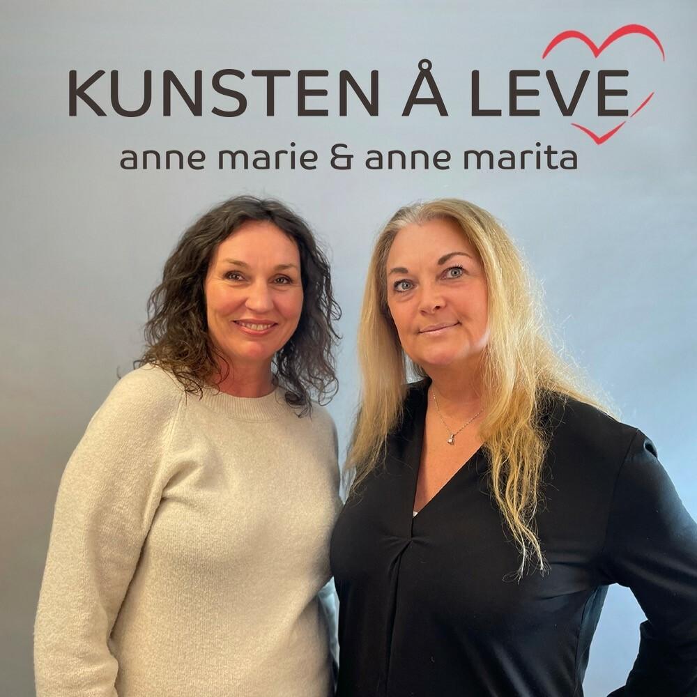 Anne Marita promobilde podcast