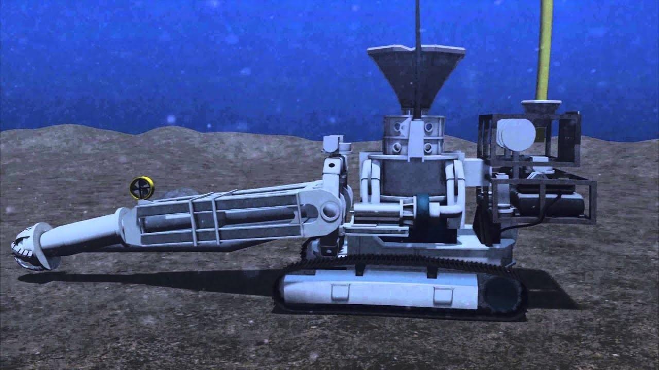 Deep Sea mining ill