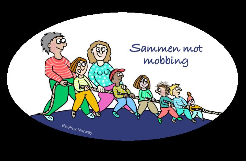 Logo Sammen mot mobbing grafisk