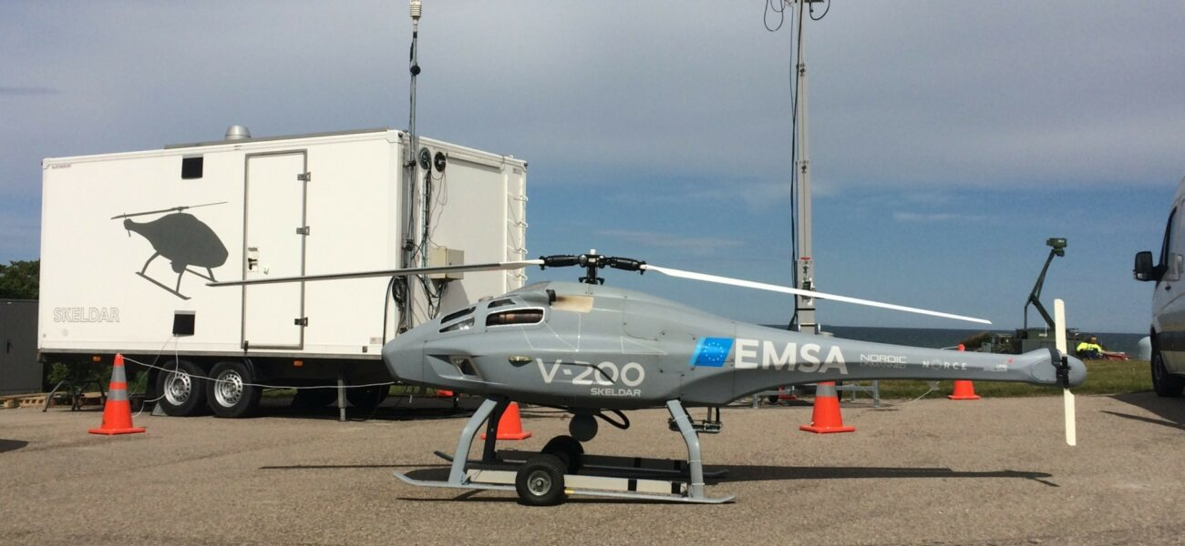 Helikopterdronene som sniffer seg frem til miljøsynderne i europiske farvann styres av NORCE piloter