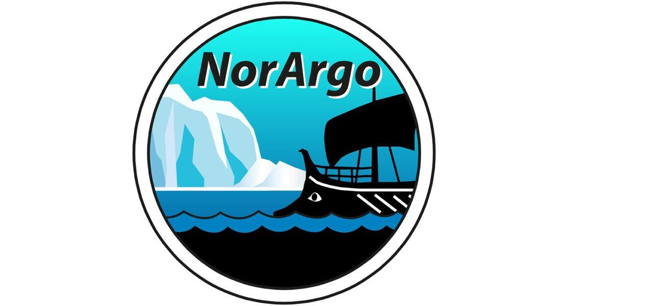 Nor Argo logo hvit bakgrunn