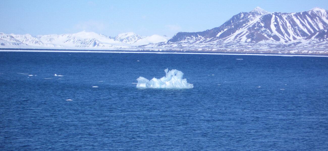 SVALBARD isfjell gjmyrseth foto