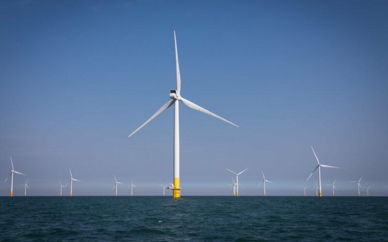 Floatingwindfarm foto Kinolamp