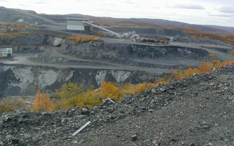 Bjørnevatn Mine