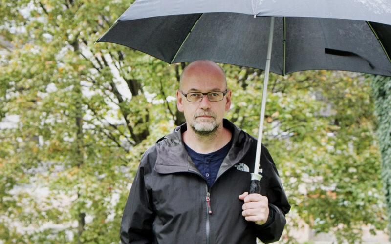 Trond Dokken Klima Paraply