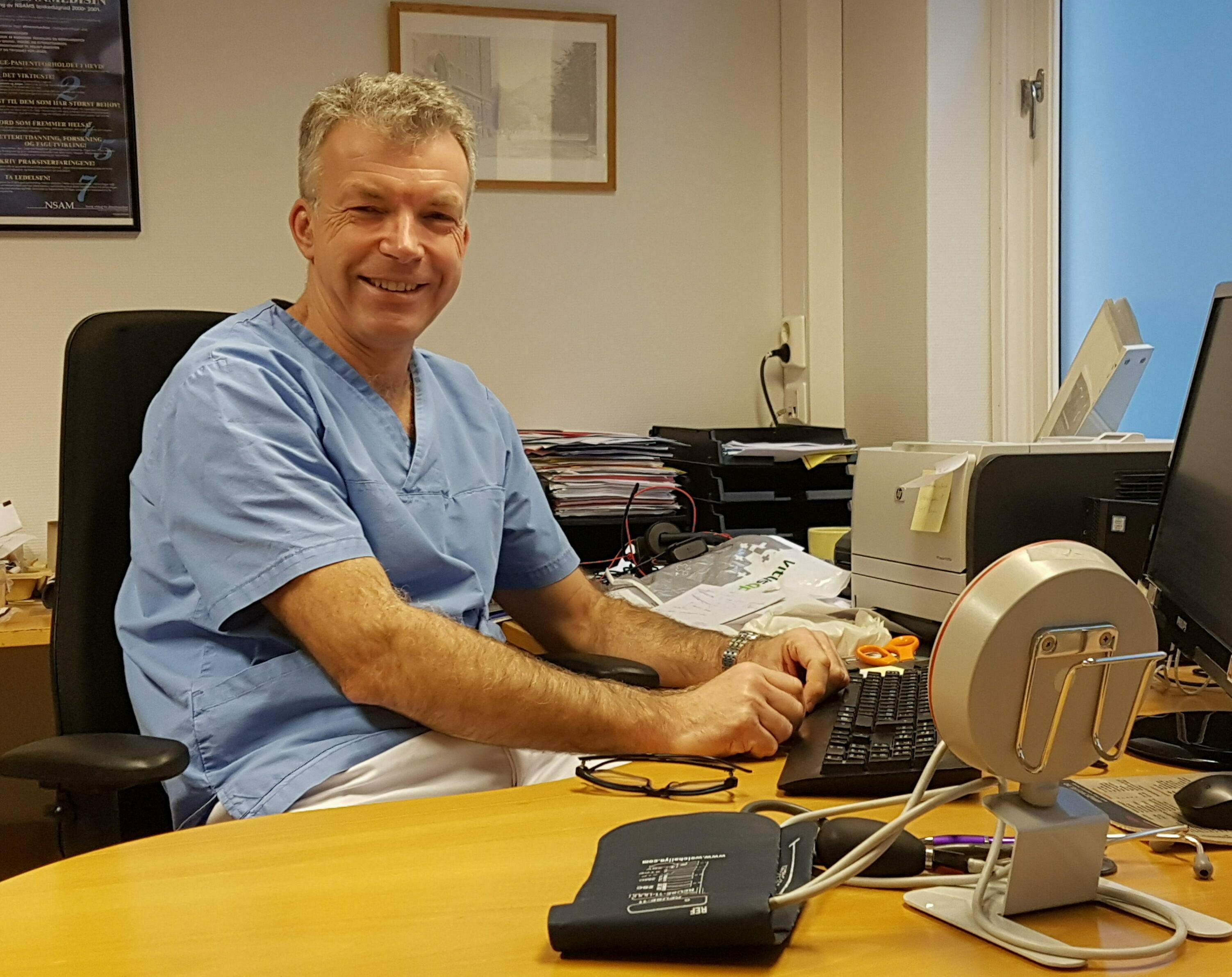 Knut Arne Wensaas legekontor