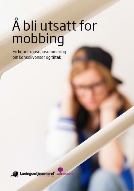 Kunnskapsrapport om mobbing
