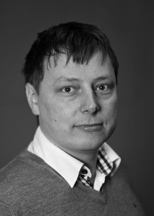 Gisle Andersen Protrett